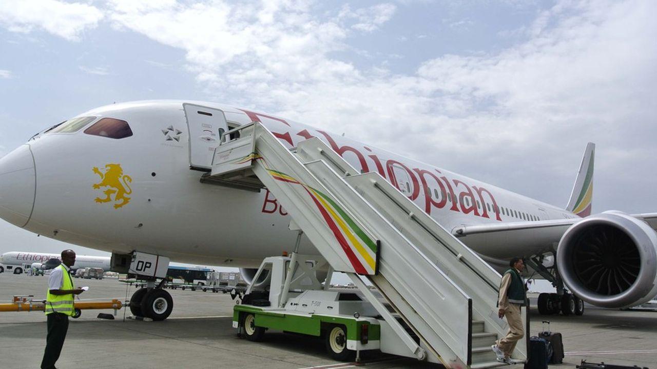 Ethiopian Airlinesa transporté plus de 10 millions de passagers en 2017 - 2018.