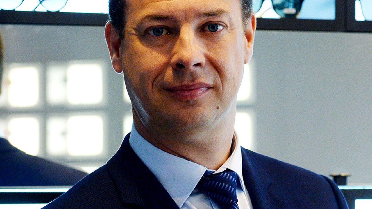 Frédéric Poux prend la direction de Sport 2000. Il était jusqu'en février PDG d'Afflelou.