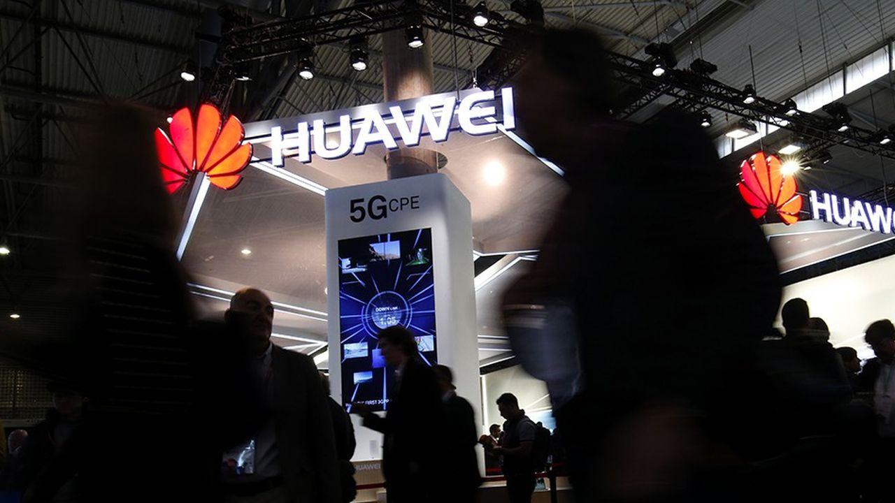 Huawei détient 24,8% de part de marché sur les ventes de smartphones en Europe.