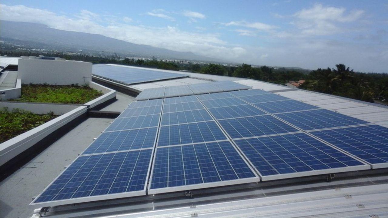 En 2017, l'armée américaine devait ajouter 100MW à sa capacité solaire