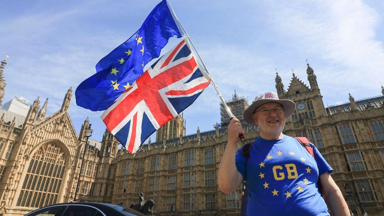 Entre mars2017 et mars2018, 87.000 Européens se sont installés au Royaume-Uni.