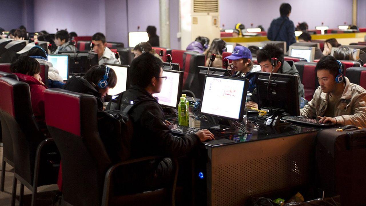 En Chine, 57,7% de la population a accès à Internet