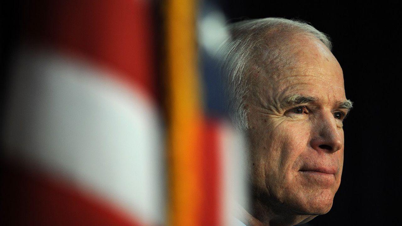 Le sénateur républicain de 81 ans se battait depuis près d'un an contre un cancer du cerveau.