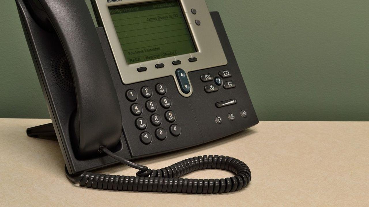 Le téléphone fixe est encore utilisé en France par 9,4millions de personnes sans 'box' numérique associée.