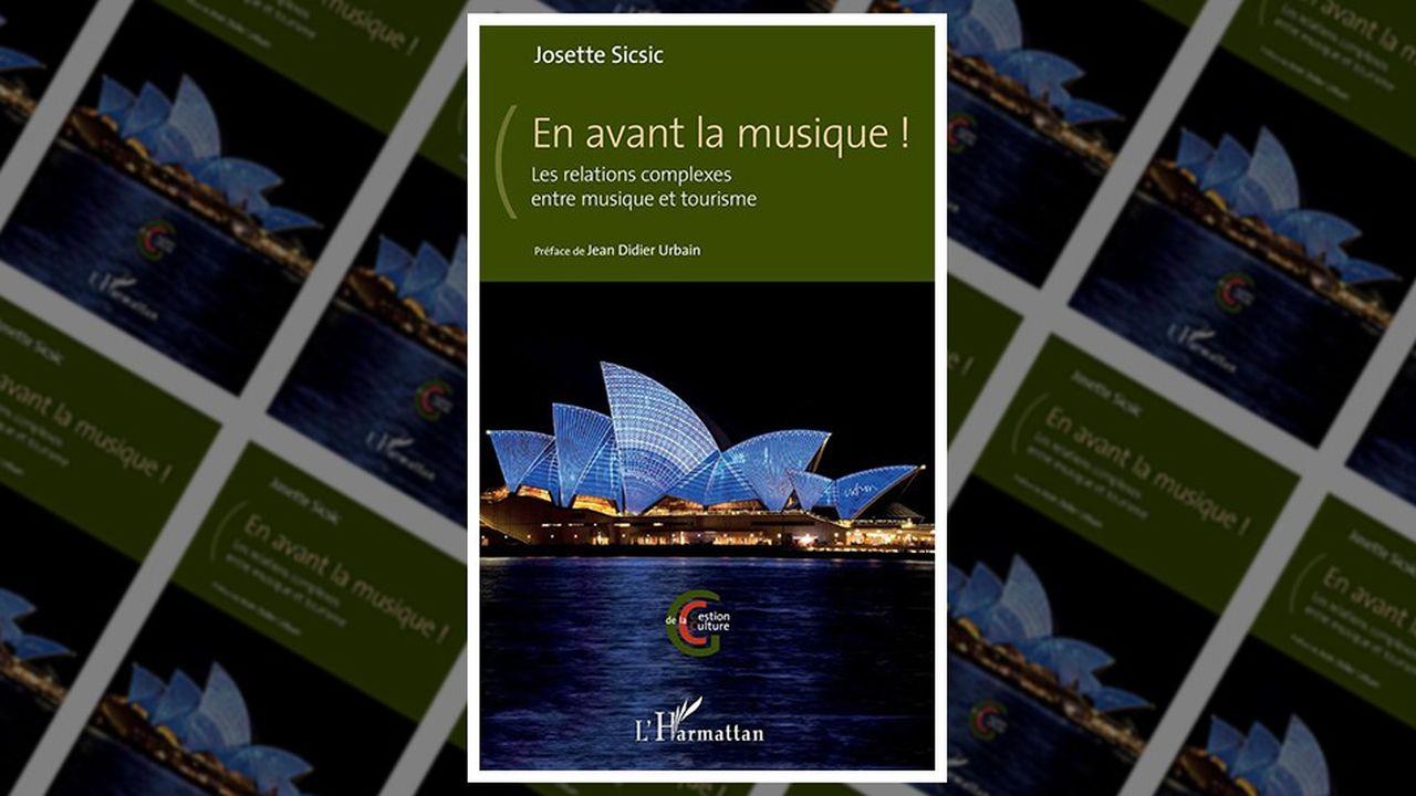 « En avant la musique » de Josette Sicsic est publié chez L'Harmattan.