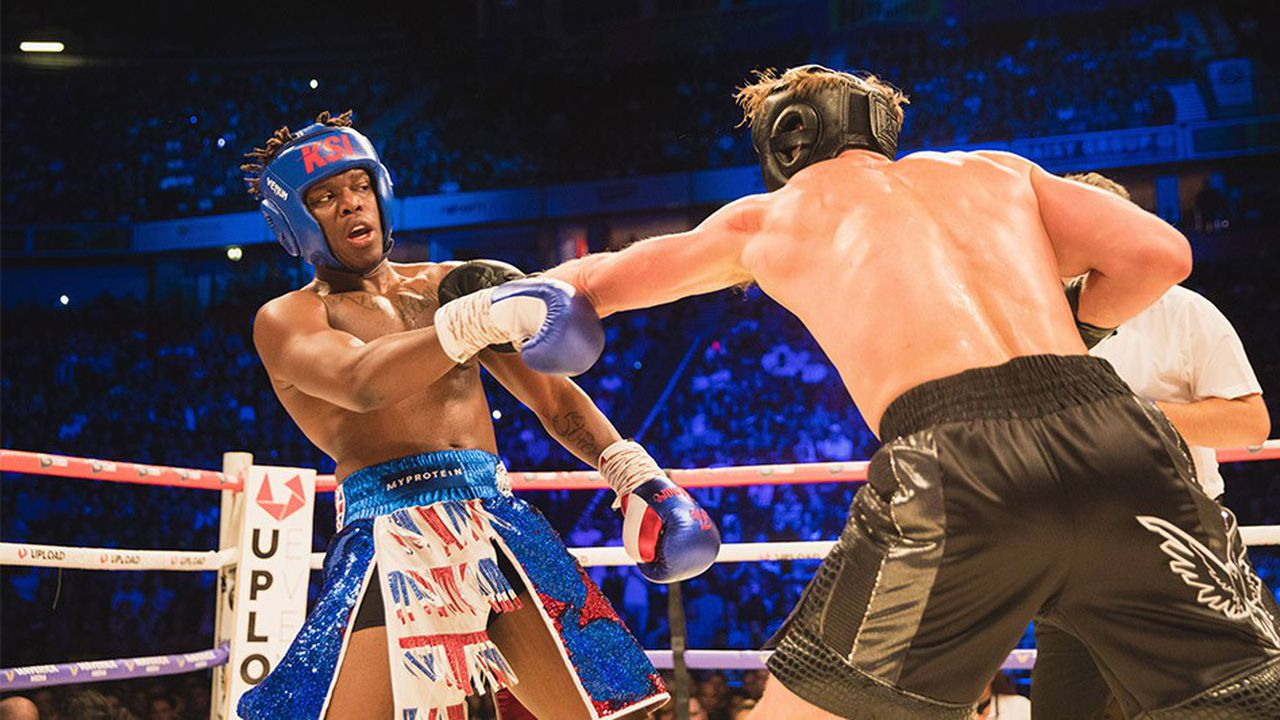 Le combat de boxe amateur entre deux Youtubeurs, diffusé sur Youtube, a été davantage suivi sur la plate-forme de streaming d'Amazon.