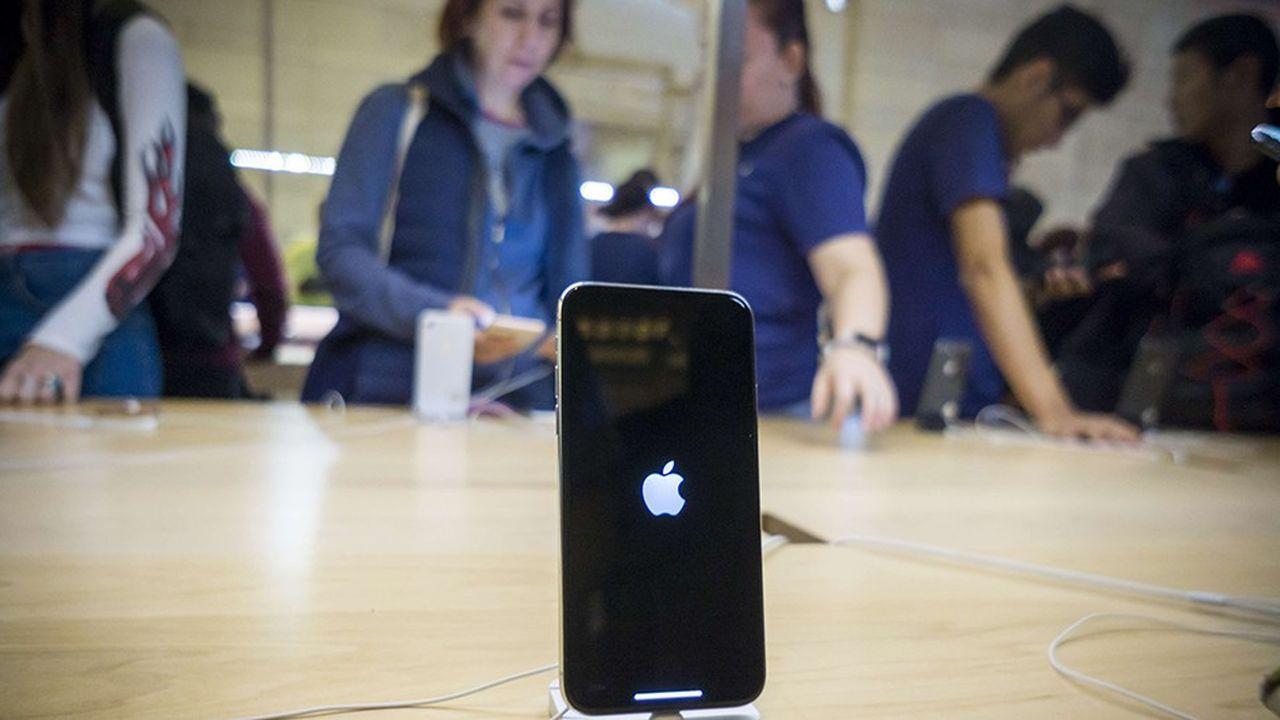 Selon Europe 1, la nouvelle gamme d'iPhone sera présentée le 12septembre, lors de la traditionnelle keynote d'Apple.