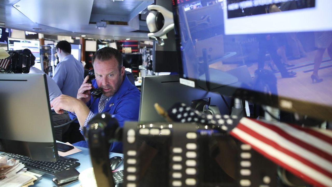 Tous les indices américains ont progressé lundi