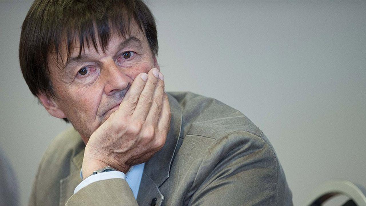 Nicolas Hulot a démissionné mardi matin de son poste de ministre de laTransition écologique et solidaire