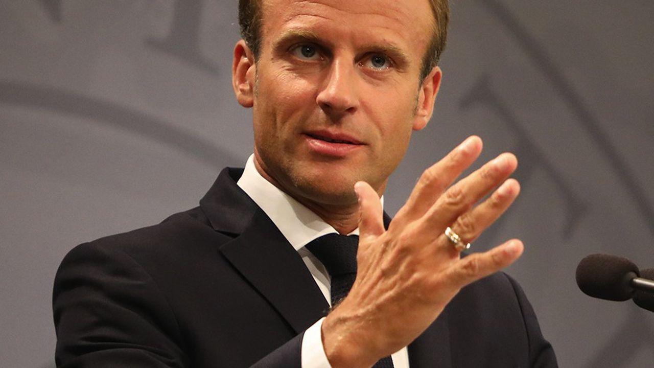 En conférence de presse avec le Premier ministre danois Lars Rasmussen, le président a rappelé le bilan de son ministre.