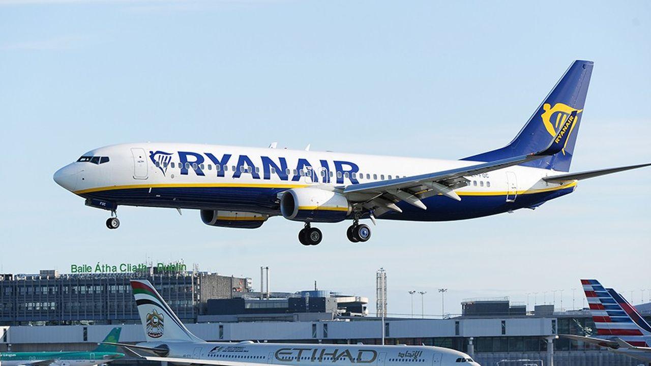 Ryanair a connu une série de grèves ces derniers mois.