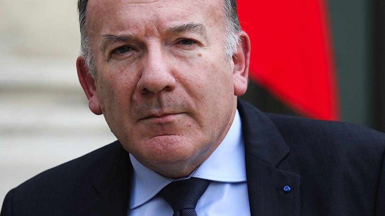 Pierre Gattaz, ancien président du Medef, est président de BusinessEurope.