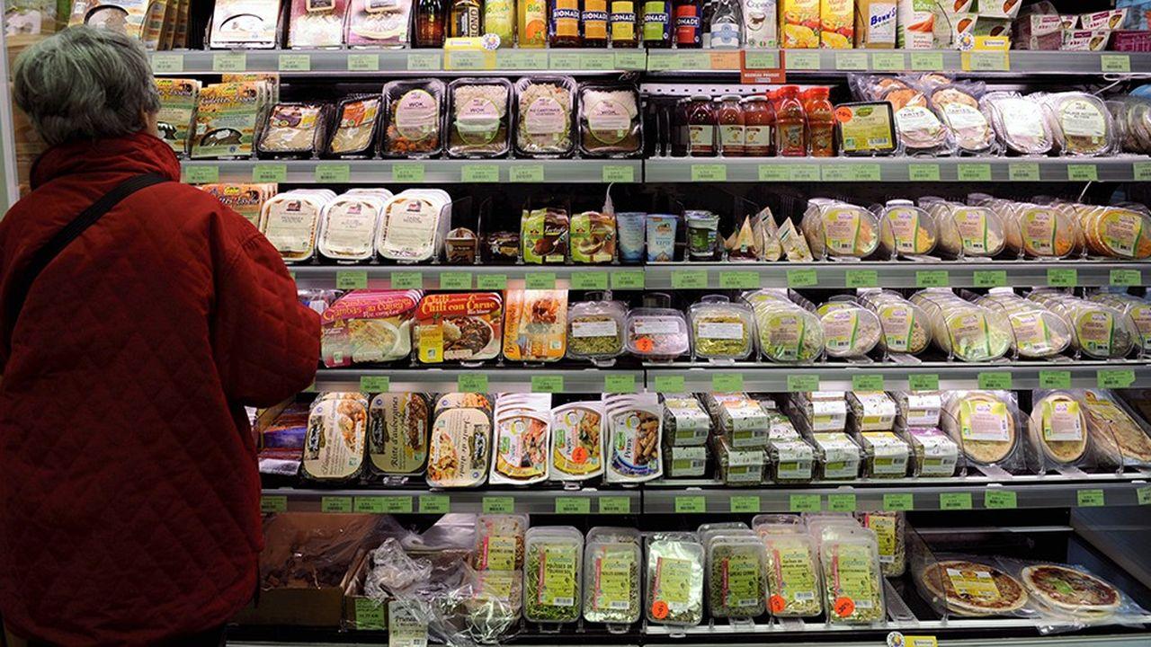 Les plats préparés sont parmi les produits les plus salés vendus en grande surface