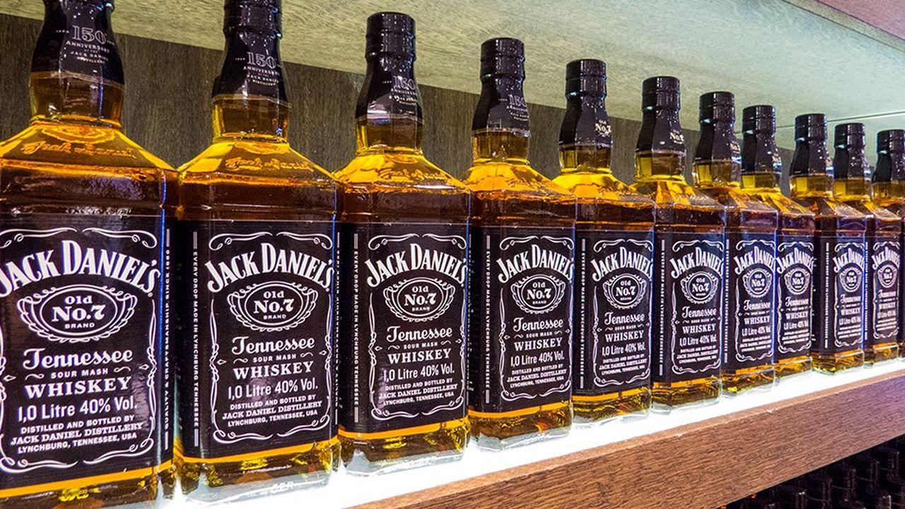 Brown-Forman avait annoncé en juin son intention d'augmenter de 10% le prix de ses bouteilles Jack Daniels en Europe (l'abus d'alcool est dangereux pour la santé, à consommer avec modération)