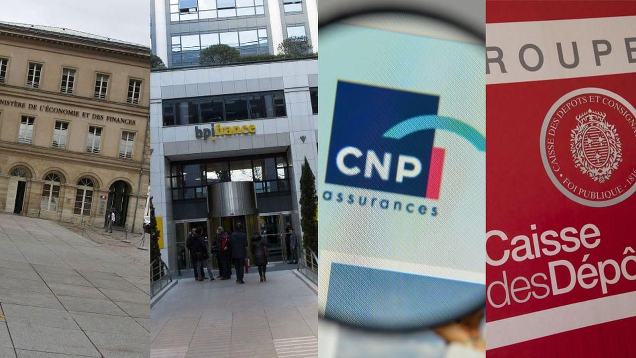 Le grand chantier officialisé jeudi par Bruno Le Maire implique trois des principales institutions financières publiques françaises.