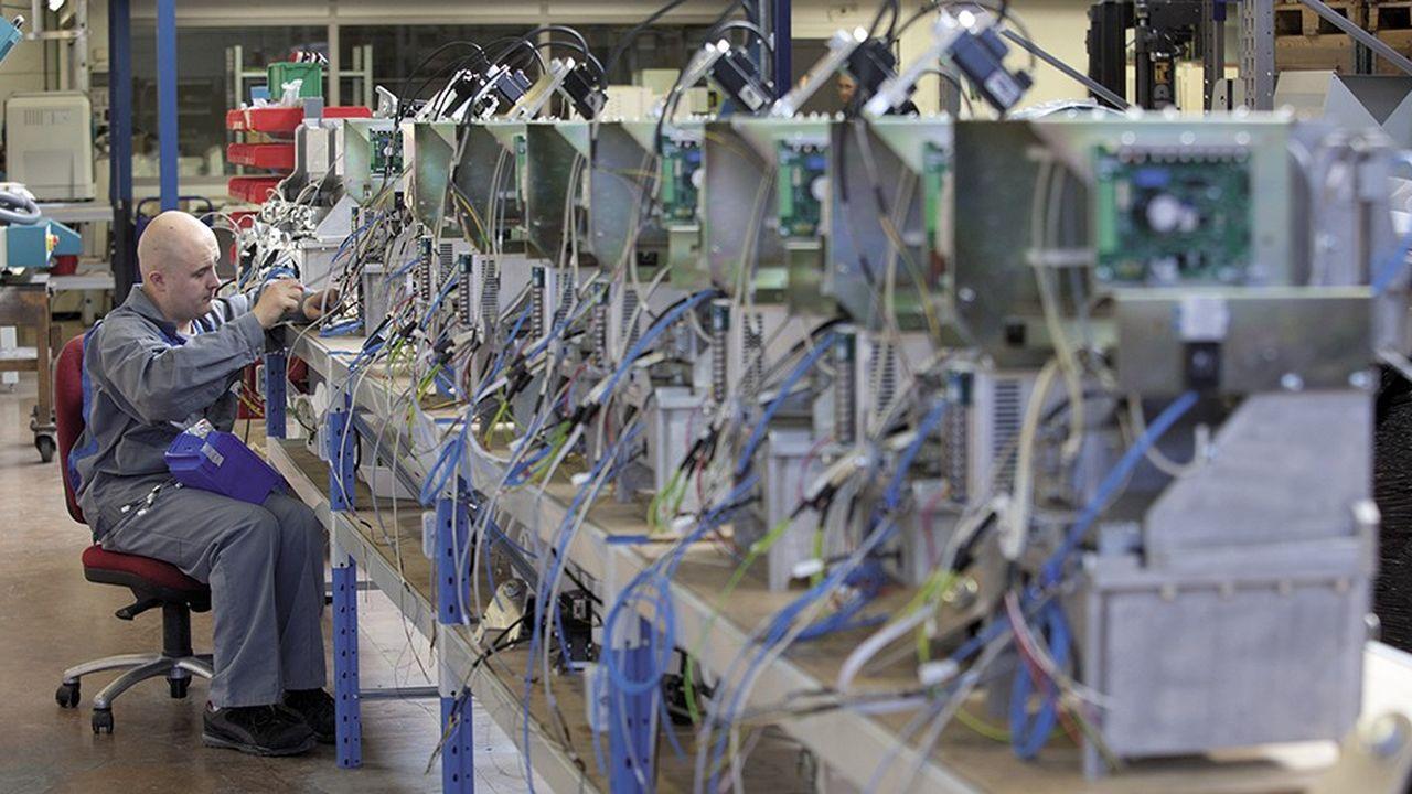 La nouvelle usine peut fabriquer des machines-outils plus grandes, de 22 mètres de long.