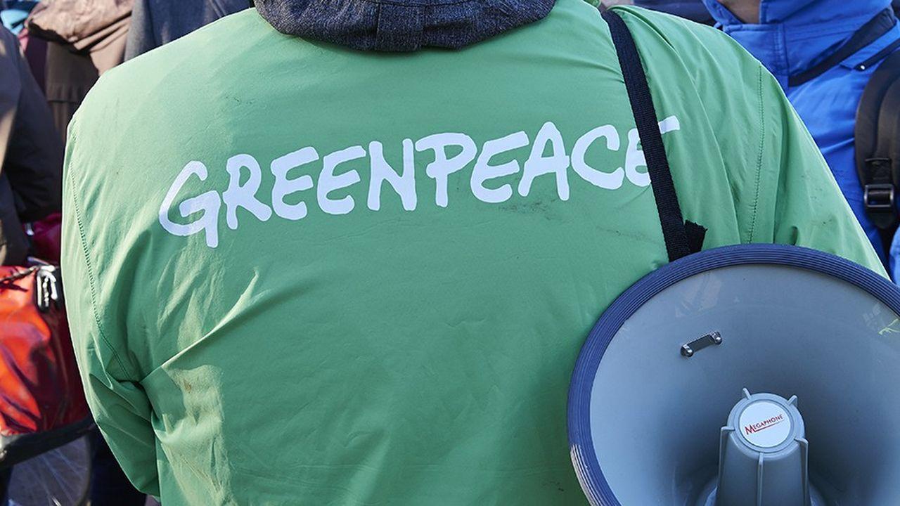 Derrière le mot «Lobby» se cache une multitude d'organisations se proclamant «d'intérêt général», comme Greenpeace.