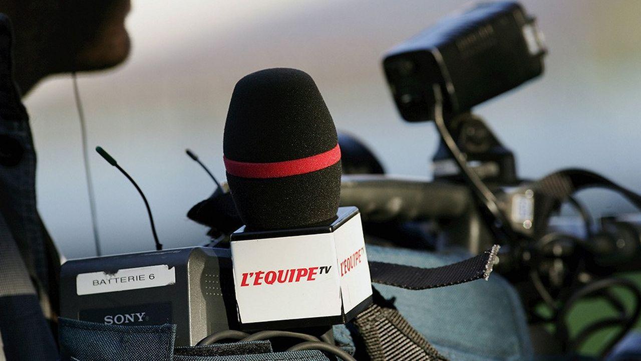 La chaîne L'Equipe va continuer à se développer sur ses émissions phares notamment ses debriefs du soir.