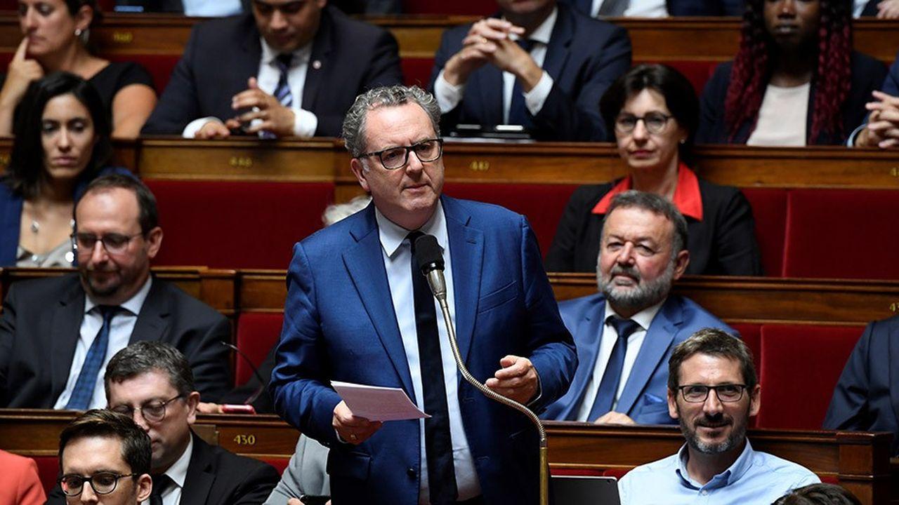 Le député LREM Richard Ferrand veut moduler la revalorisation des pensions, au profit des petites retraites.
