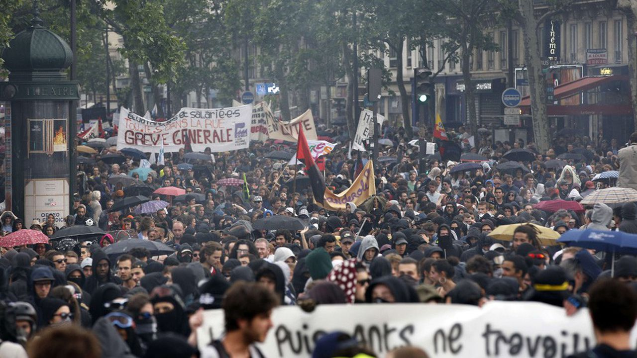 La journée d'action est prévue contre «l'explosion des inégalités et la casse des droits collectifs», indiquent les syndicats.