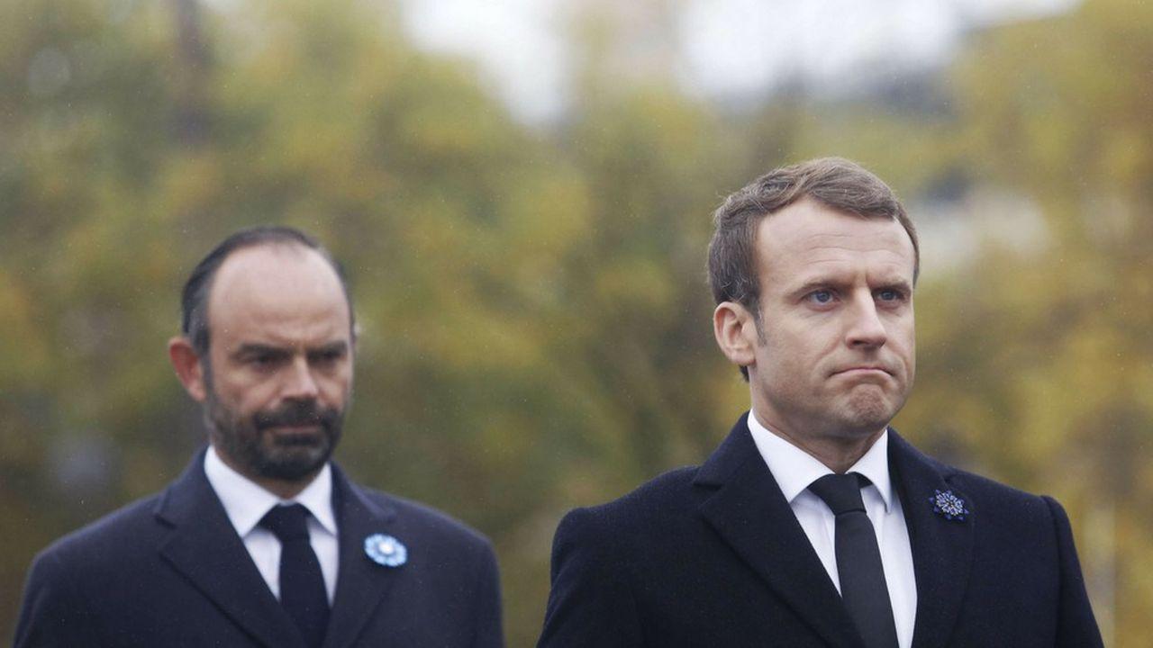 Après la démission de Nicolas Hulot, la popularité d'Emmanuel Macron et Edouard Philippe plonge