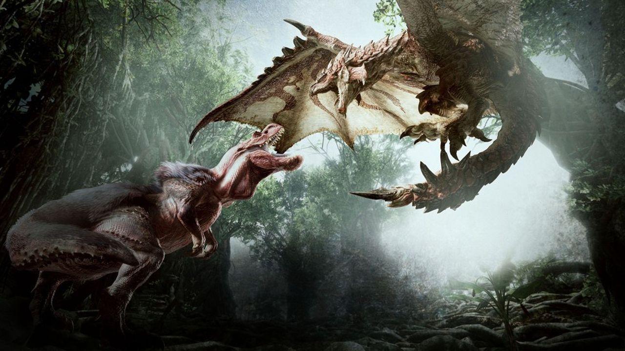 Après quelques jours d'exploitation, Tencent avait dû retirer son jeu très attendu Monster Hunter World.