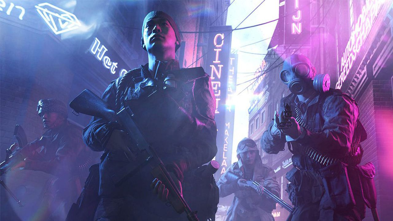 Initialement prévu en octobre, «Battlefield V» sortira le 20novembre.