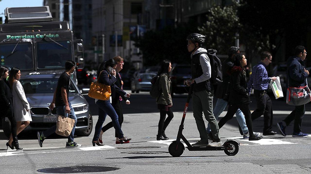 San Francisco a choisi deux start-ups de trottinettes en libre-service moins connues pour effectuer des tests après les déboires des mois derniers.