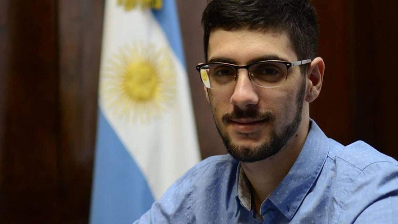 Martín Alfie, économiste, directeur du cabinet Radar à Buenos Aires.