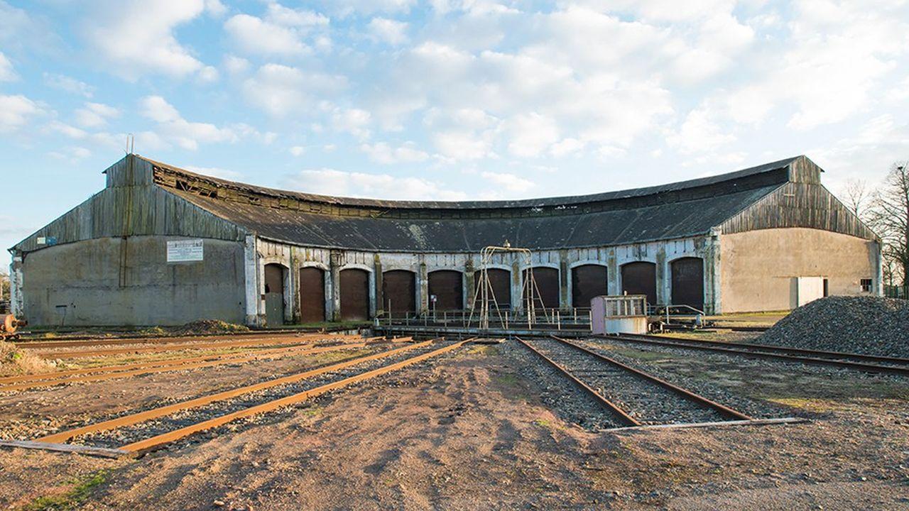 La rotonde de Montabon sauvée de la ruine