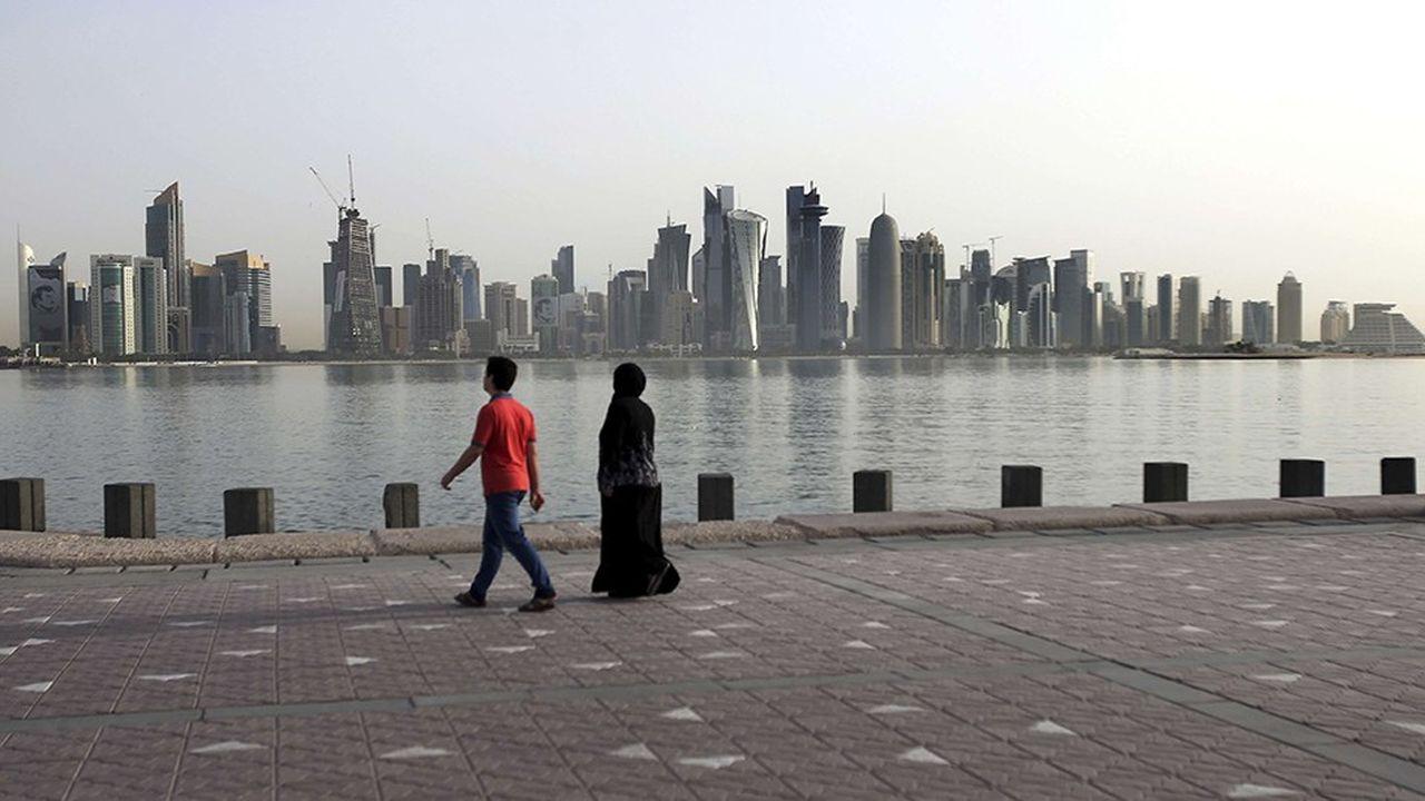 L'idée de Riyad est de creuser un canal de 60 kilomètres de long entre les deux pays.