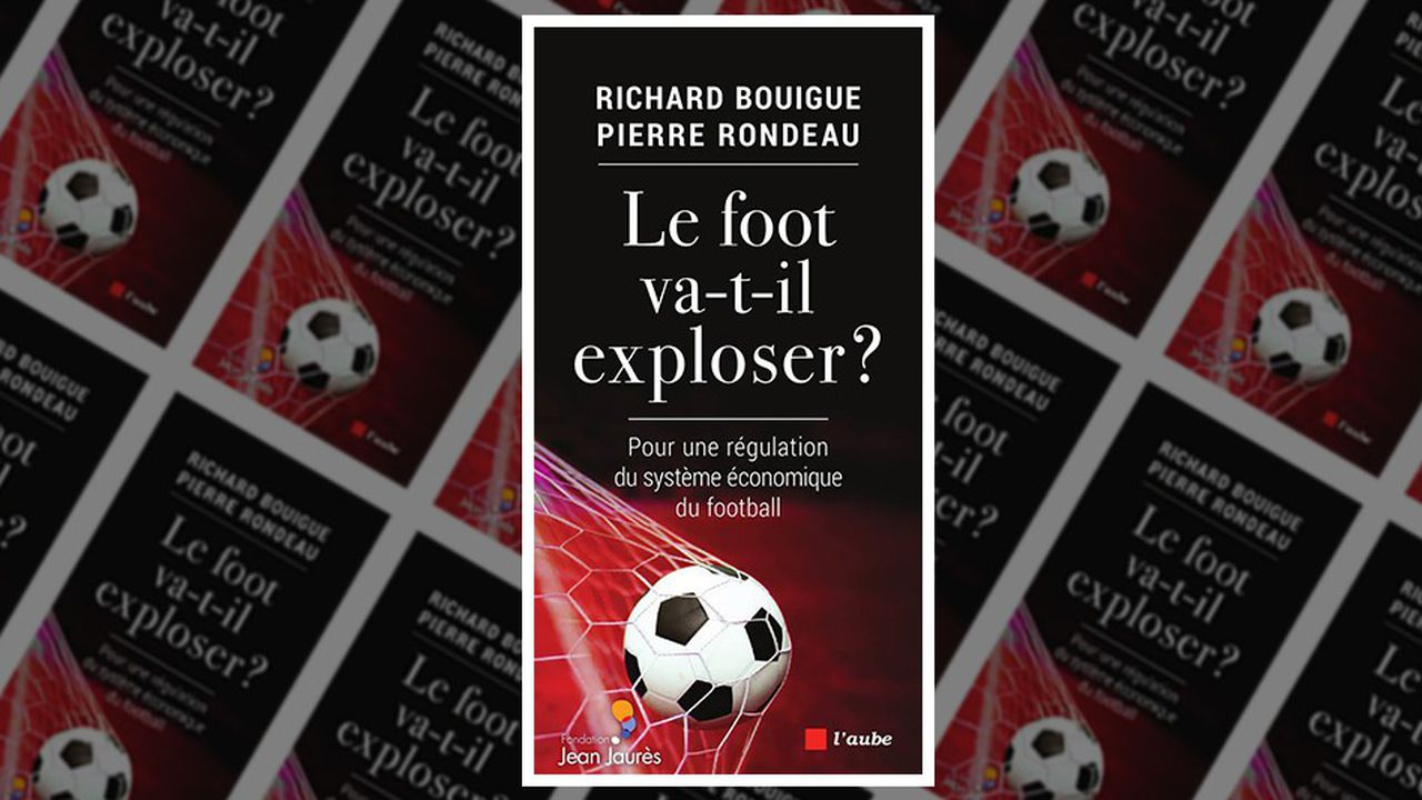 Pour Richard Bouigue, de la Fondation Jean-Jaurès, et Pierre Rondeau, économiste du sport, le football mondial présente toutes les caractéristiques d'une bulle financière.