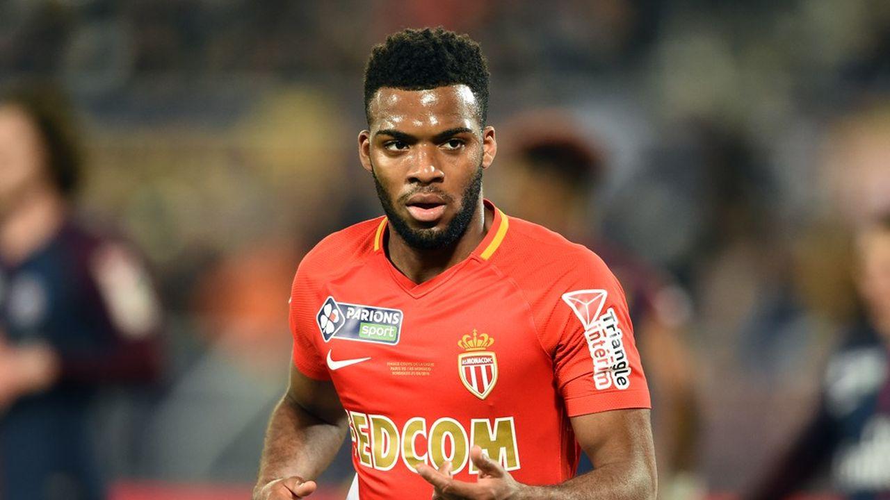 Le Français Thomas Lemar, qui évoluait à l'AS Monaco, a été recruté 75millions d'euros cet été par l'Atletico Madrid.