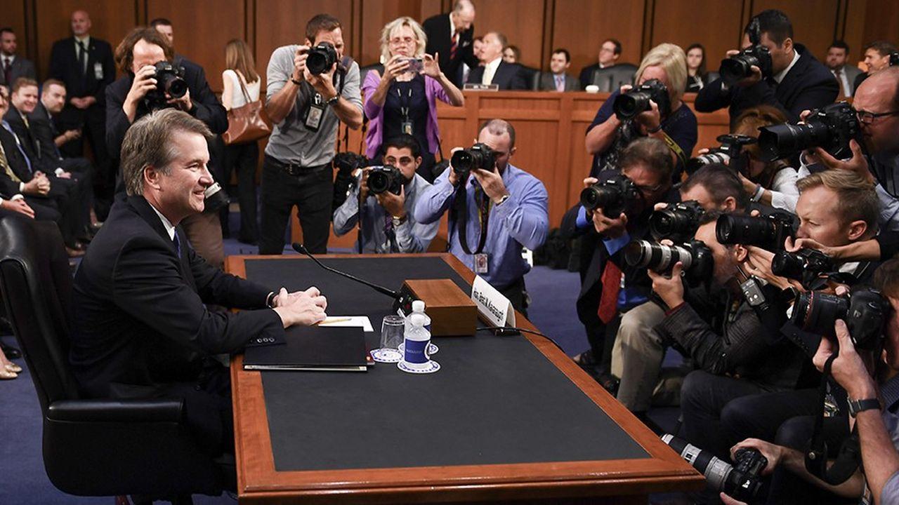 Brett Kavanaugh devrait prêcher une majorité de convaincus: les républicains dominent le Sénat.