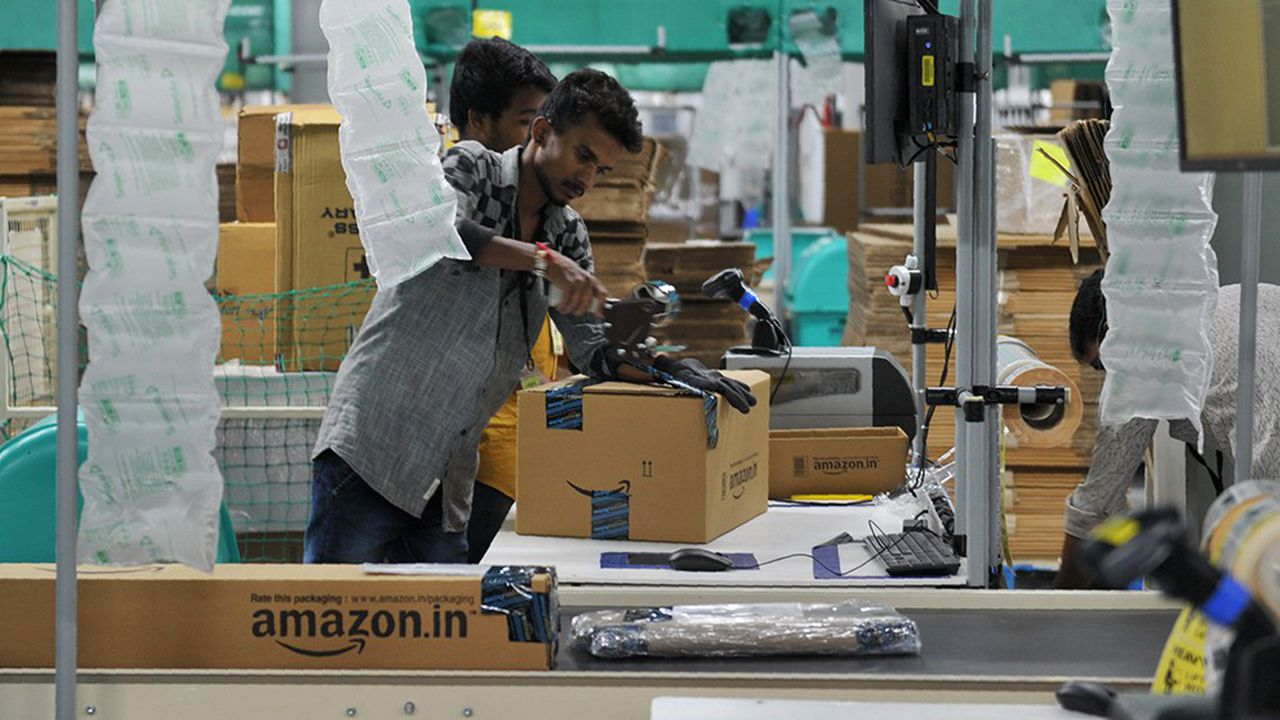 Amazon veut renforcer son offre en Inde, ce qui passe avant tout par une nouvelle langue.