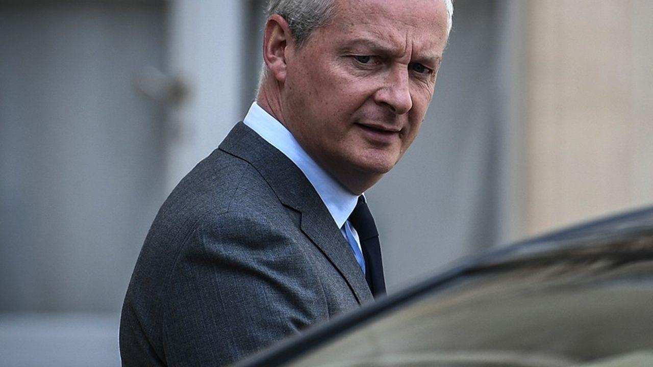 Le ministre de l'Economie, Bruno Le Maire, a bataillé ferme pour que le projet de loi Pacte soit bien examiné dès septembre à l'Assemblée.