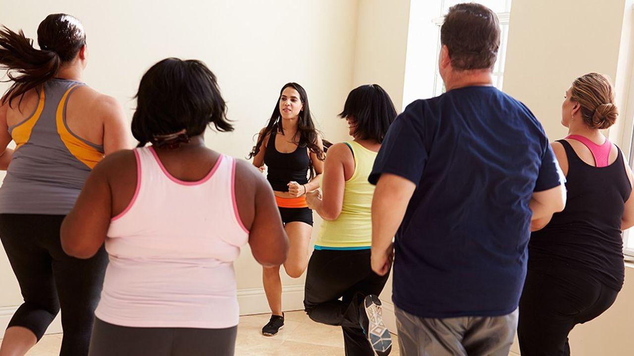Le manque d'activité physique touche davantage les pays riches que les pauvres et plus les femmes que les hommes