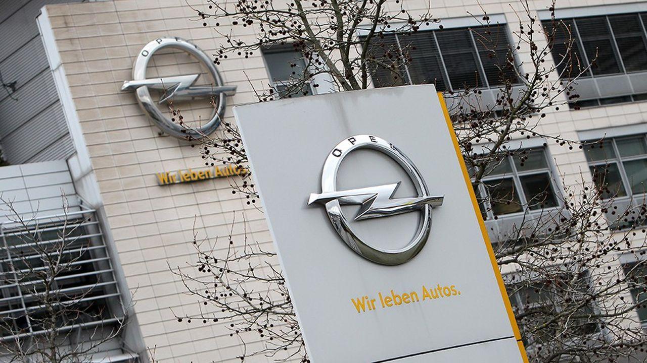 Le centre de R&D d'Opel, à Rüsselsheim (Hesse), emploie aujourd'hui 7.000 salariés.