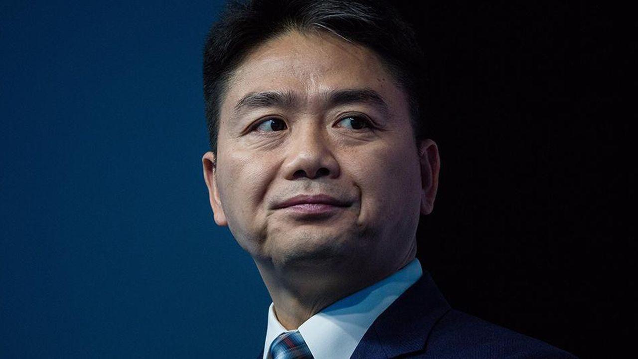 Richard Liu est connu sous le nom de Liu Qiangdong en Chine.