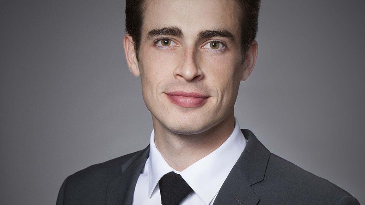 Jules Beguerie, cofondateur et responsable de la production de Bilberry.