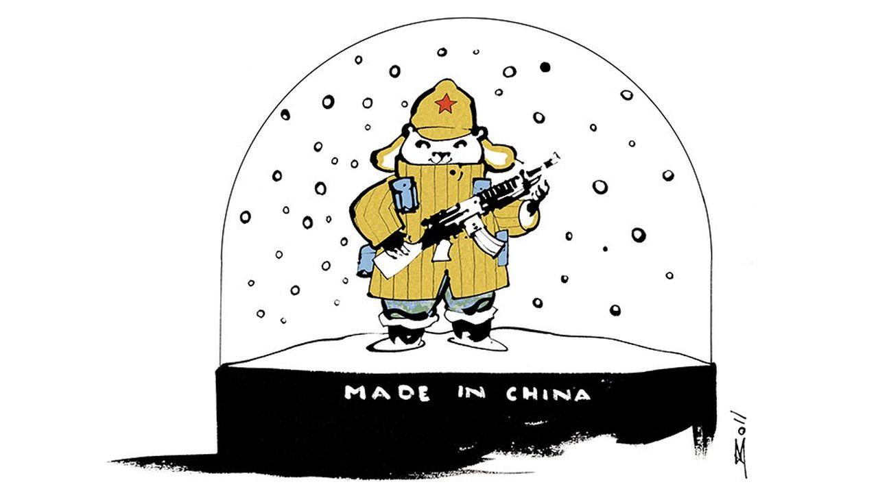 Face à Trump, la Chine se prépare à la guerre froide