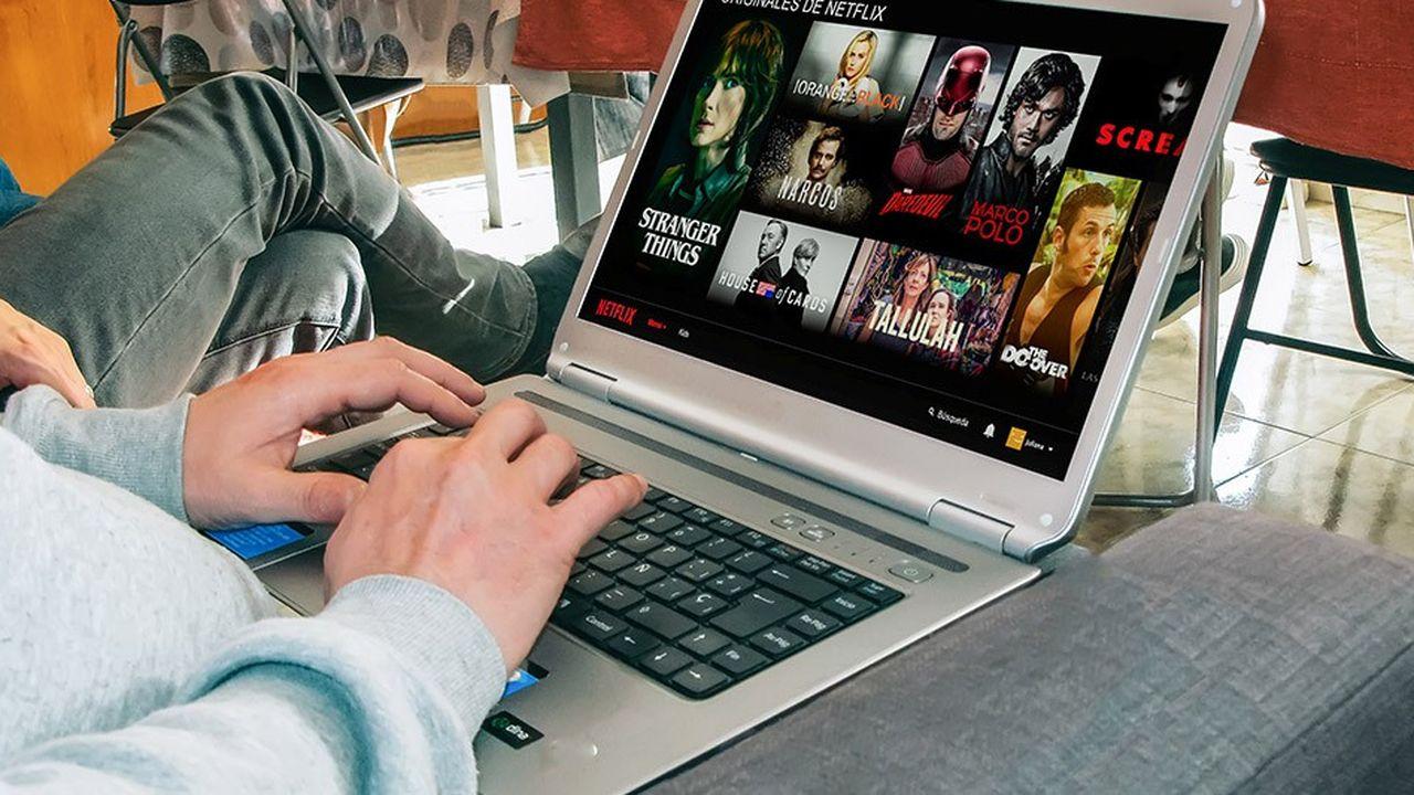 Des chercheurs ont observé un ralentissement du débit chez certains clients américains sur des applications très gourmandes en bande passante comme Netflix.
