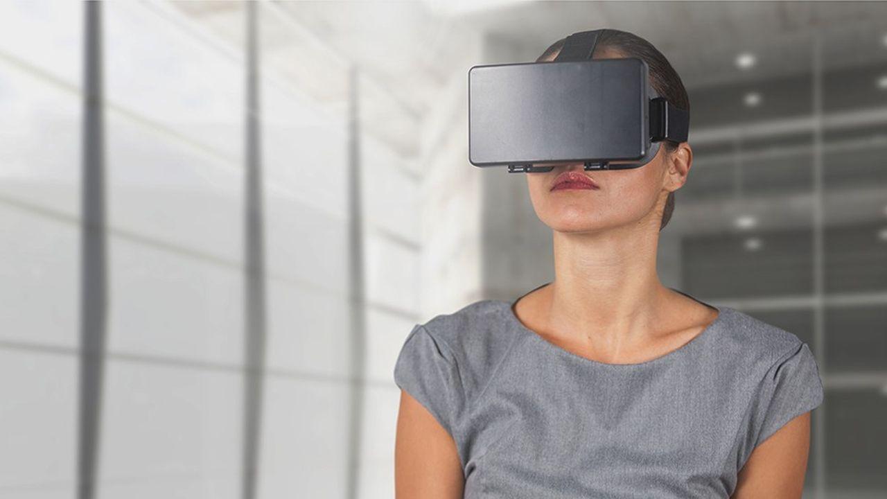 Plus besoin de bureaux de vente ni de catalogue, la réalité virtuelle permet de voir son logement en 3D sans se déplacer etavant qu'il soit construit.