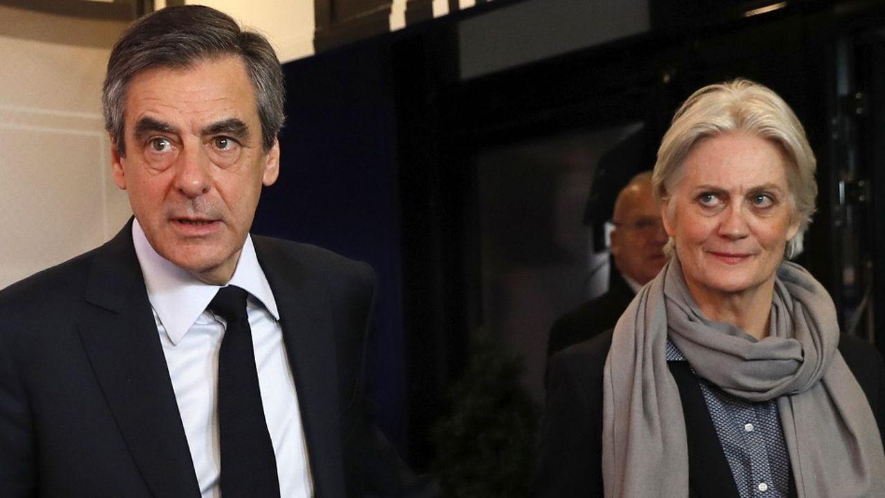 L'ancien candidat de la droite à la présidentielle de 2017 s'est rendu au pôle financier du tribunal de grande instance de Paris ce vendredi.