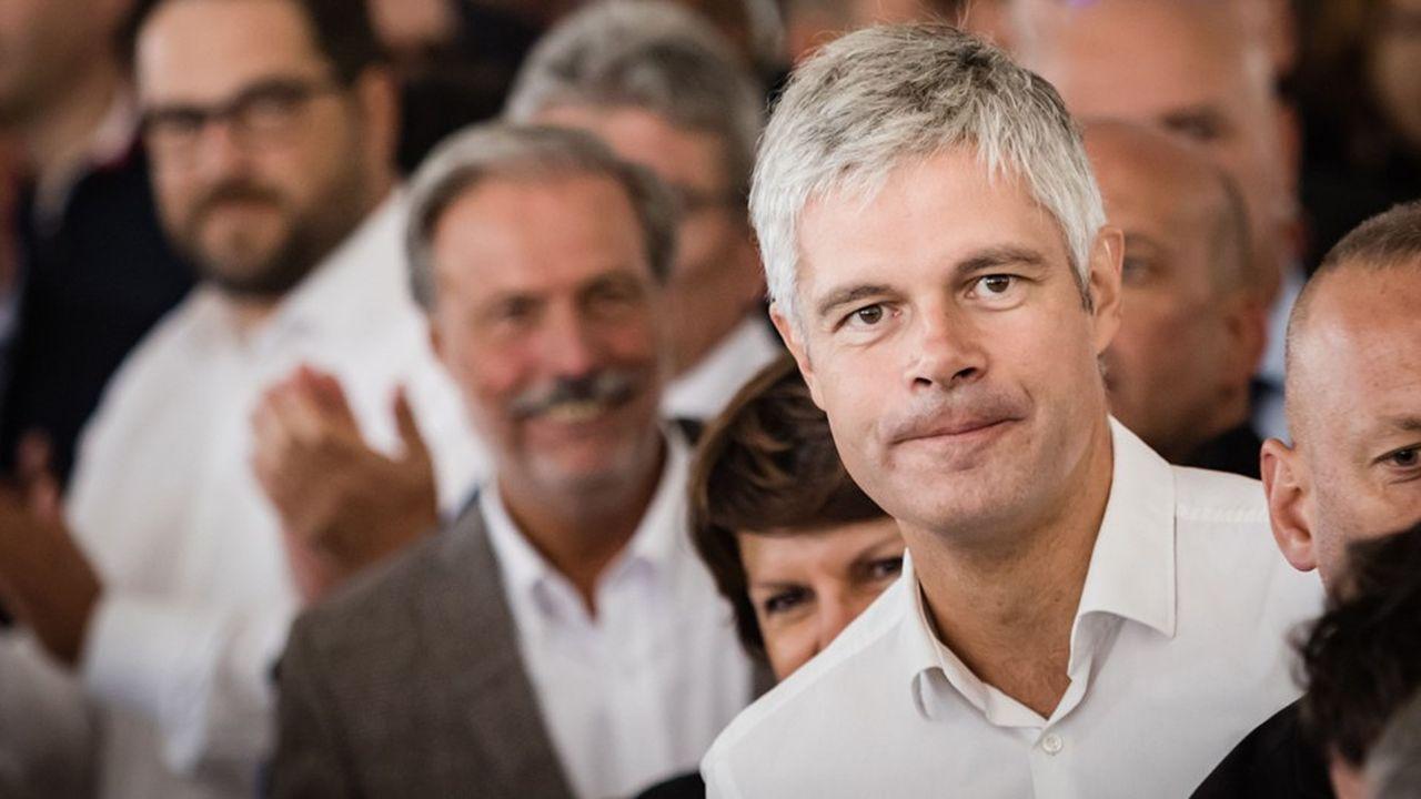 Laurent Wauquiez recueille 41% d'avis favorables