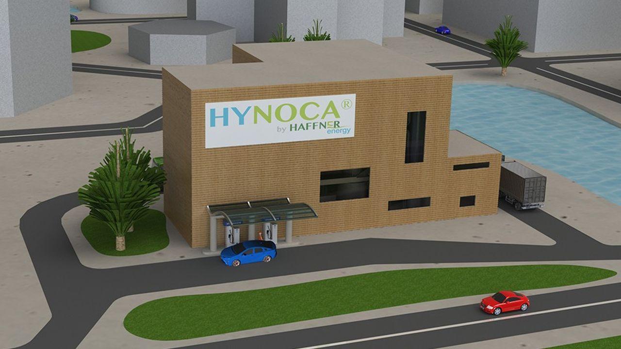 La technologie Hynoca (Hydrogen No Carbon) de Haffner, qui repose sur le traitement de la biomasse par thermolyse, est au coeur du projet du consortium VitrHydrogène.