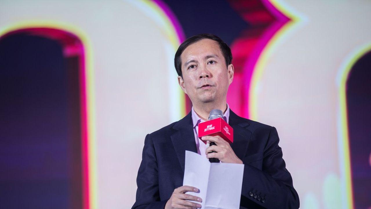 Daniel Zhang, 46 ans, a rejoint Alibaba en 2007 comme directeur des opérations de Taobao, la principale plateforme de ventes en ligne entre particuliers du groupe