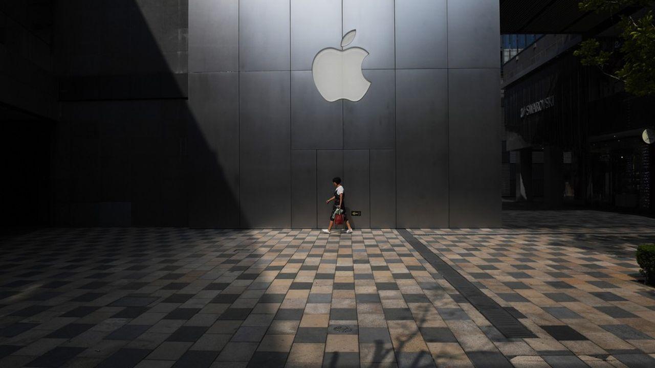 En mars dernier, Apple a racheté la société Texture.