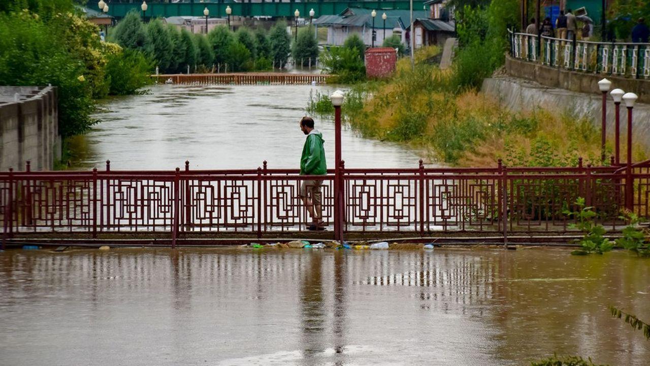250 millions de personnes vivent au niveau de la mer ou à un niveau proche dans le Grand delta du Gange.