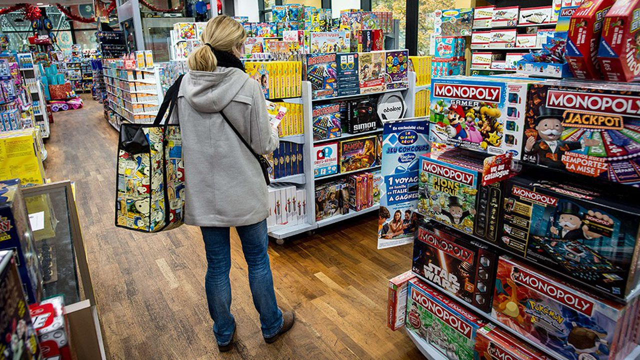 Les magasins Toys'R'Us prendraient l'enseigne La Grande Récré.